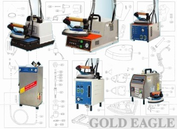 Industrial Steam Iron Amp Boiler Parts