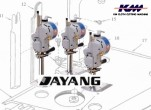 KM KS-AUV & DAYANG CZD103 Parts Are HERE