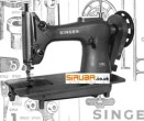 click Here For Singer 132K Parts