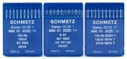 click HERE For SCHMETZ Needles