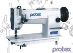 click HERE for PROTEX TY0618-1 Parts
